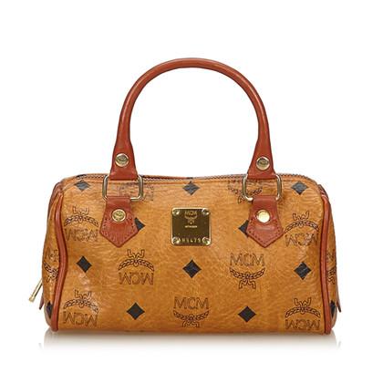 MCM Lederhandtasche