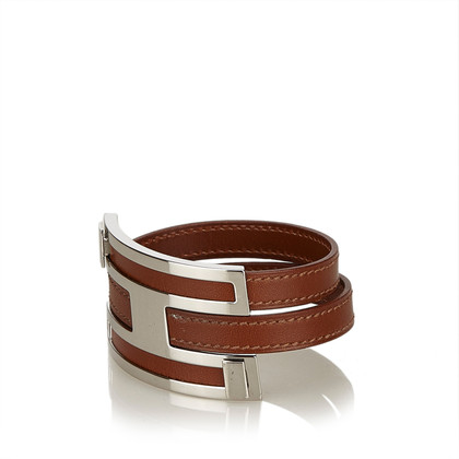 Hermès Armband Leren