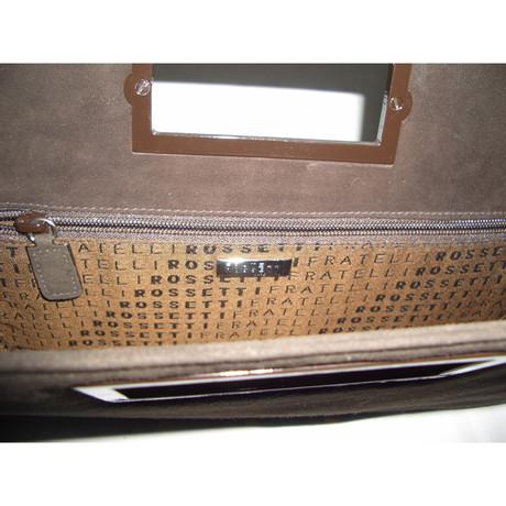 Fratelli Rossetti Clutch Braun Freies Verschiffen Authentische Einkaufen Genießen Verkauf Empfehlen Billige Websites 5a937F8
