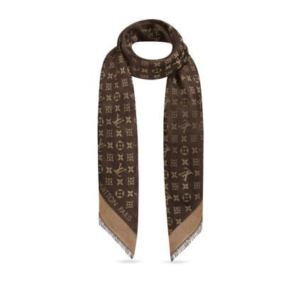 Louis Vuitton MONOGRAM SHINE SHAWL