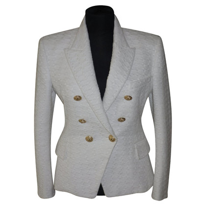 Balmain Blazer structured wool