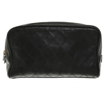 Chanel Cosmetic bag in nero