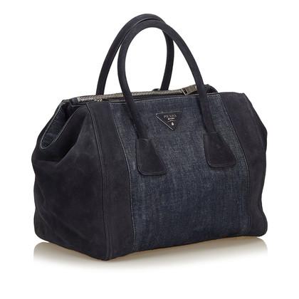 """Prada """"Double Zip Tote Bag"""""""