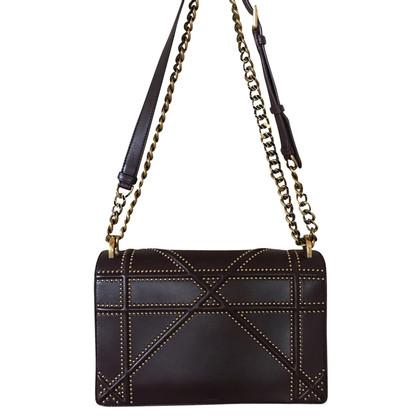 Christian Dior Christian Dior Diorama Studded bag