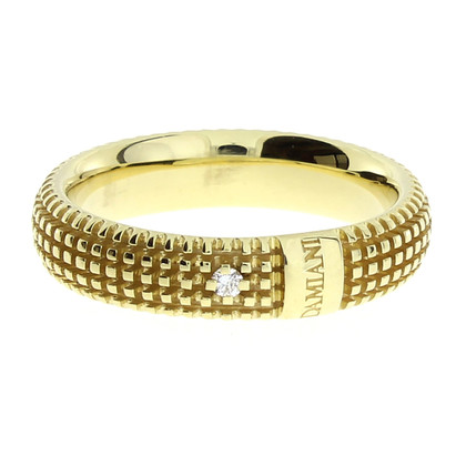 Damiani Yellow gold ring