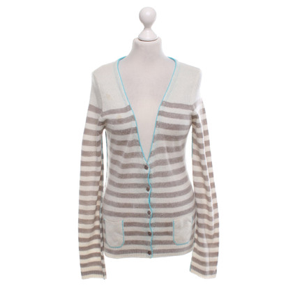Princess goes Hollywood Cardigan with stripes pattern