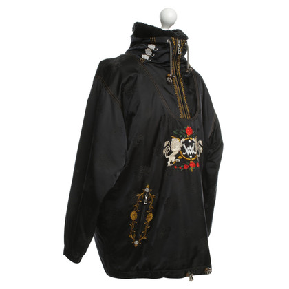 Bogner Windbreaker with embroidery