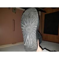 UGG Australia Boots in zwart