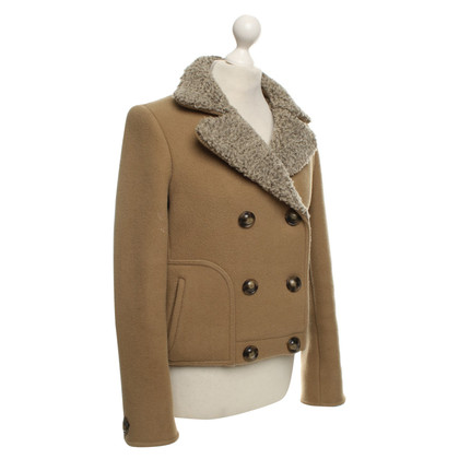 Paul & Joe Jacket in Beige