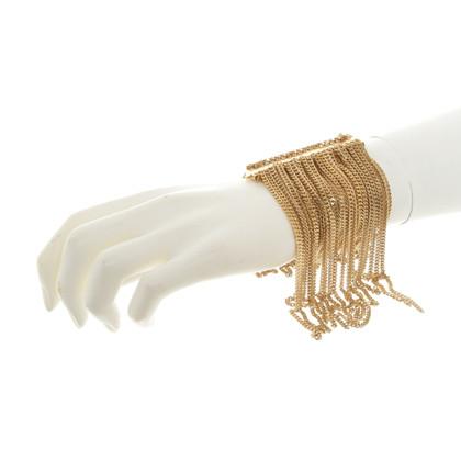 Chloé Deze armband is gemaakt schakelkettingen