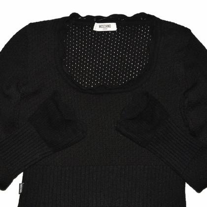 Moschino zwarte trui