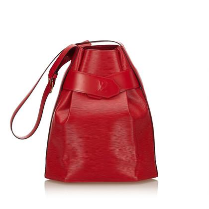 """Louis Vuitton """"Cuir Ca1d09e3 D'Epi Épaule"""""""