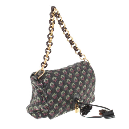 Marc Jacobs Leather handbag with pattern