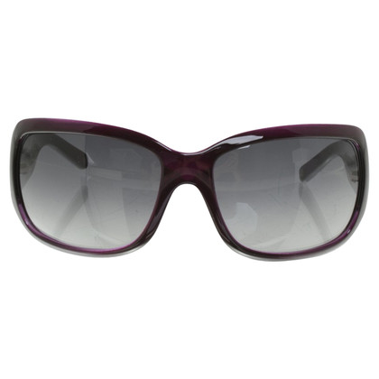 Versace Sunglasses in Bordeaux