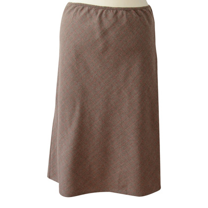 Paul & Joe skirt with elastic waistband