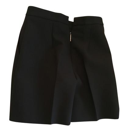 MSGM Bermuda shorts in black