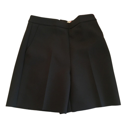 MSGM Bermuda-Shorts in Schwarz