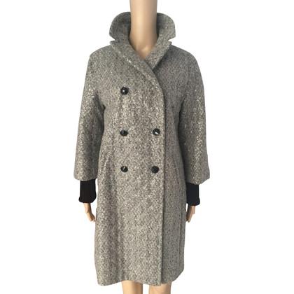 Blumarine Manteau gris