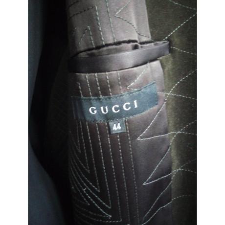 Gucci Mantel Grün Mit Mastercard Online-Verkauf jd5jwIiZkE