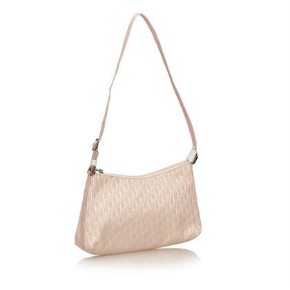Christian Dior Oblique Jacquard Shoulder Bag