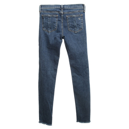 Rag & Bone Jeans in Blau