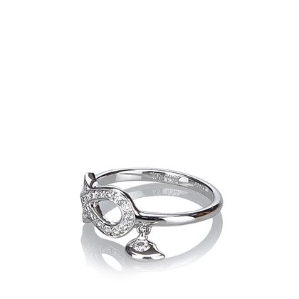 Christian Dior Diamond Studded Ring