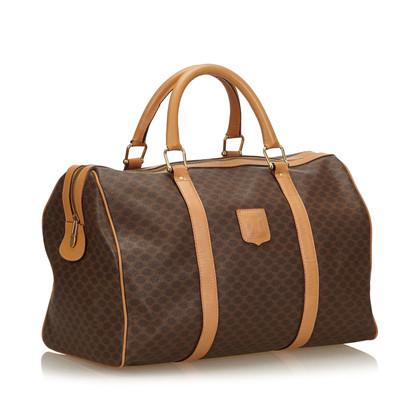 Céline Macadam Duffel Bag