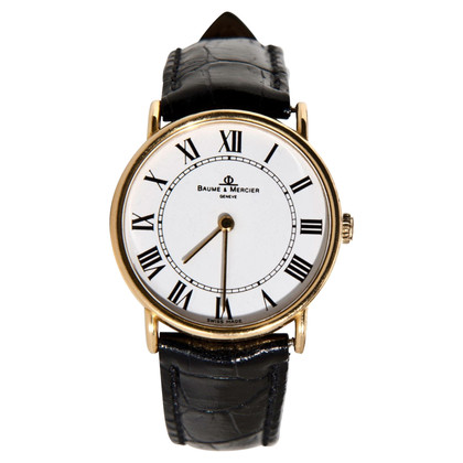 Baume & Mercier Watch 18K gold