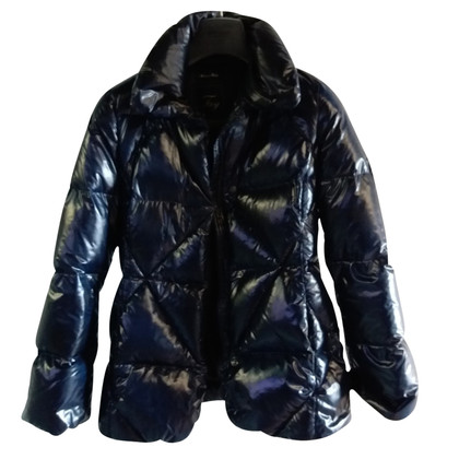 Fay Quilted jacket in blue
