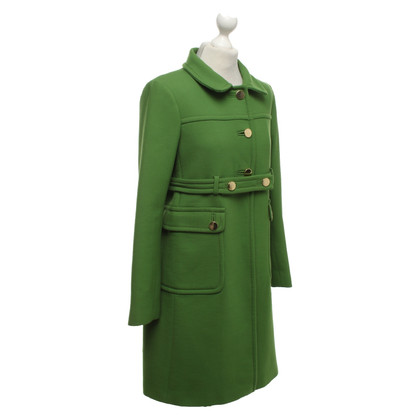 Tara Jarmon Coat in green