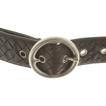 Bottega Veneta Belt in brown