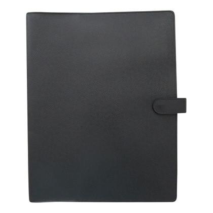 Louis Vuitton cartella Documento realizzato in pelle Taiga
