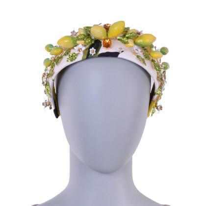 Dolce & Gabbana Headband with lemons