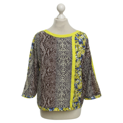 Sport Max top with pattern