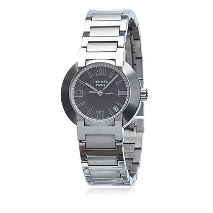 "Hermès Clock ""Nomad"""
