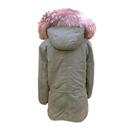 IQ Berlin Basic Parka