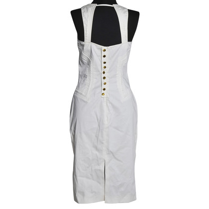 Gucci Kleid in Weiß