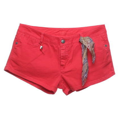 Ermanno Scervino Shorts in Rot