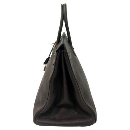"Hermès ""Birkin Bag 40"" aus Togoleder"