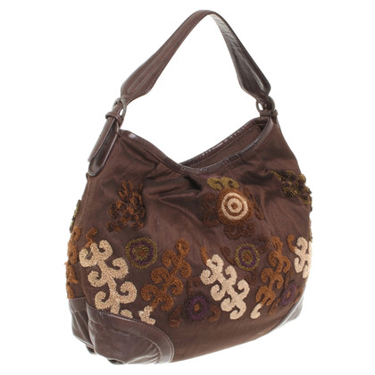 Maliparmi Shoulder bag in brown