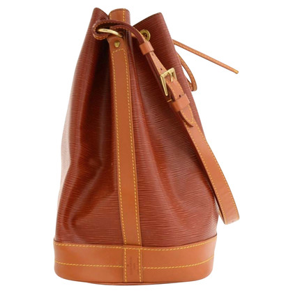 """Louis Vuitton """"Grand Noé EPI leather"""" in Brown"""