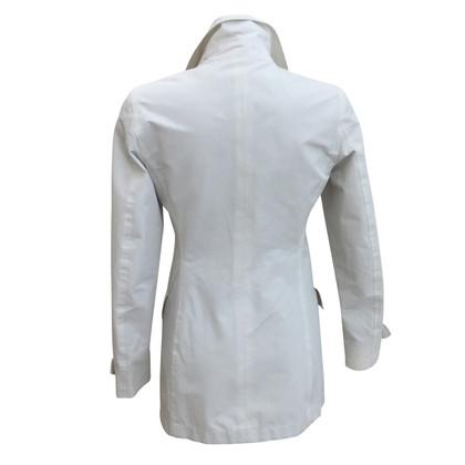 Prada Korte jas in het wit