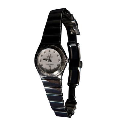 "Omega Watch ""Constellation Diamond Quartz"""