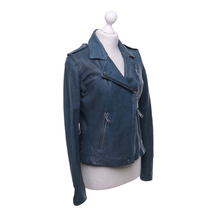 Other Designer Thommy Hilfiger - Leather Jacket