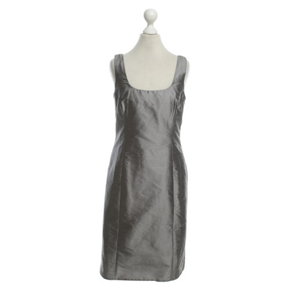 Armani Collezioni Chiffon dress in grey