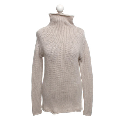 Hemisphere Cashmere sweater in beige