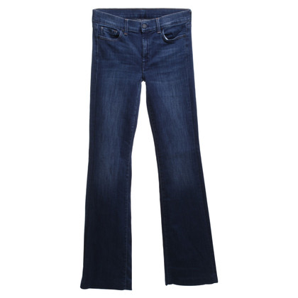 7 For All Mankind Jeans with bell bottom