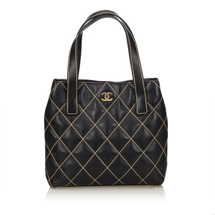 "Chanel ""Surpique Tote Bag"""