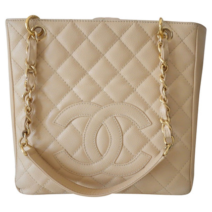 "Chanel ""Petite Shopping Tote"""