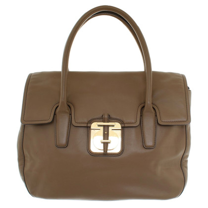 Hugo Boss Borsa in marrone